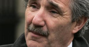 "John Halligan: ""There have been several serious incidents of verbal abuse aimed at TDs"""