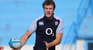 England player Joe Launchbury looking for a 2-0 series  win over Argetnina
