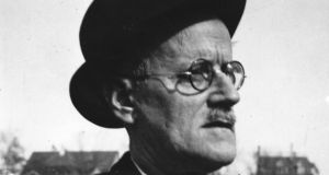 Scholar Terence Killeen said: 'Although Joyce (pictured above) may have toyed with the name Finn's Hotel as a possible title for the final work, there is no evidence that he ever envisaged these pieces as a separate publication, and his intentions should surely be respected by any serious scholar.' Photograph: Hulton Archive/Getty Images
