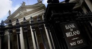 Bank Of Ireland said no clients are affected by an internal investigation at Bank of Ireland Private Banking.Photograph: Bryan O'Brien