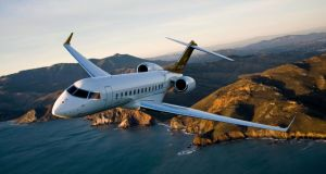 Bombardier's Global 6000, in which Bombardier Belfast plays a key production role, will be on display at the Paris Air Show this week