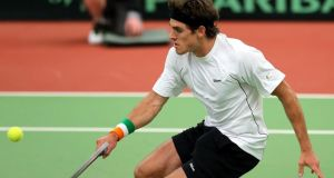 Ireland's James McGee staying focused on Wimbledon.