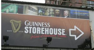 Diageo, which owns Guinness, reiterated its commitment to Ireland but expressed opposition to some measures being considered by the Government. Photograph:  Alan Betson