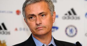 "Chelsea football club's new manager Jose Mourinho. ""For Chelsea, I would turn down every job in the world."""