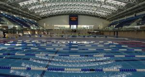 The National Aquatic Centre at Abbotstown, Blanchardstown,  west  Dublin. Photograph:  Brenda Fitzsimons/The Irish Times