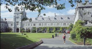 One of Ireland's largest universities, UCC still feels local