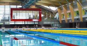 UCD's Olympic-size pool: Clubs, facilities and courses encourage students to keep their options open.