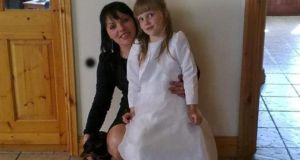 Jolanta Lubiene (27) and her daughter, Enrika who were found dead in a house in Co Kerry. Photograph: Domnick Walsh