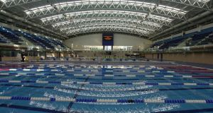 The National Aquatic Centre at Abbotstown in Dublin. Dublin Waterworld Ltd entered into a lease in 2003 to operate the centre but a dispute later arose about whether VAT was payable on the lease. Photograph: Brenda Fitzsimons