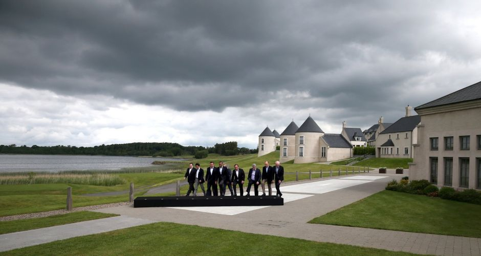 G8 comes to Lough Erne