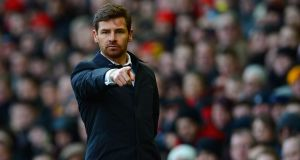 Tottenham are confident they can hold on to manager Andre Villas Boas. Photograph: Michael Regan/Getty Images