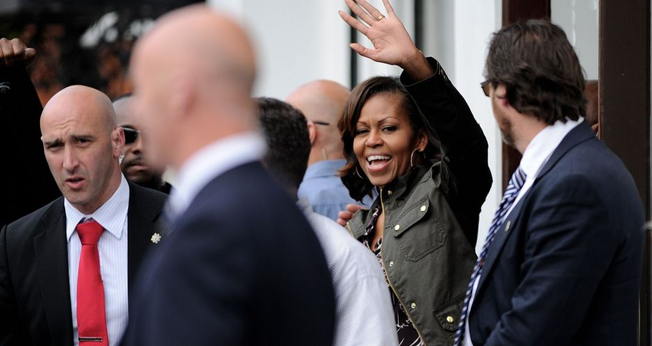 The Obamas come to Ireland