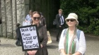 Around 40 protesters hold G8 demo in Dublin