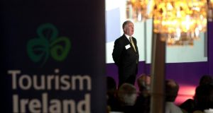 Tourism Ireland: offered exciting examples of effective collaboration across the island of Ireland whilst also pushing the boundaries with new technologies. Photograph: Eric Luke