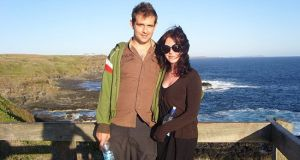 Undated photograph of Tom and Jill Meagher. Photograph: Jill Meagher RIP Facebook page.