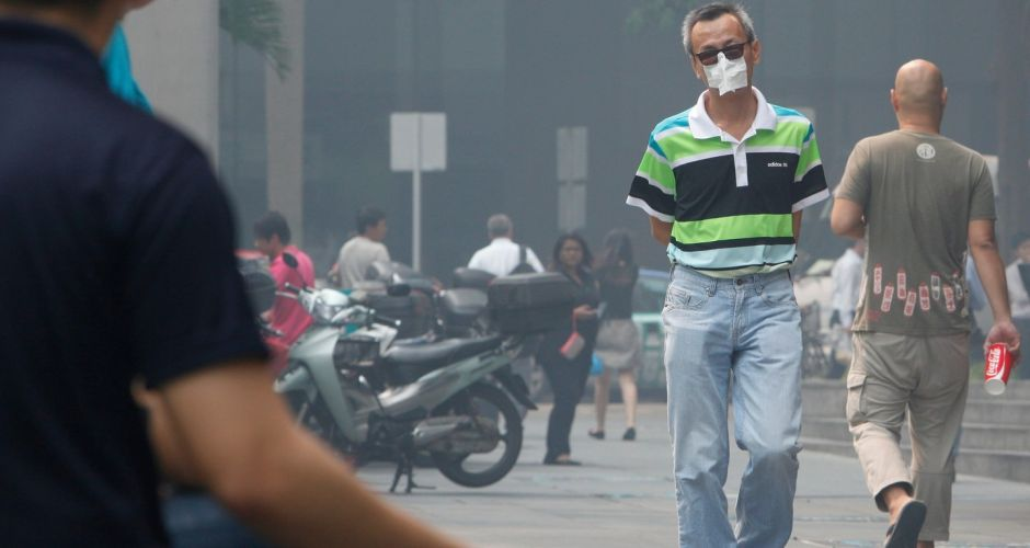 Singaporean smog and Indonesian fires