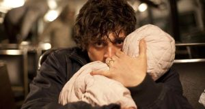 Foy story: Aneurin Barnard  as Tommy in 'Citadel'