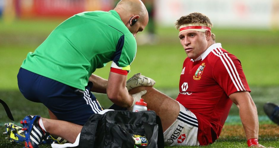 British and Irish Lions team selection