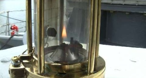 JFK 'eternal flame' arrives in Dublin
