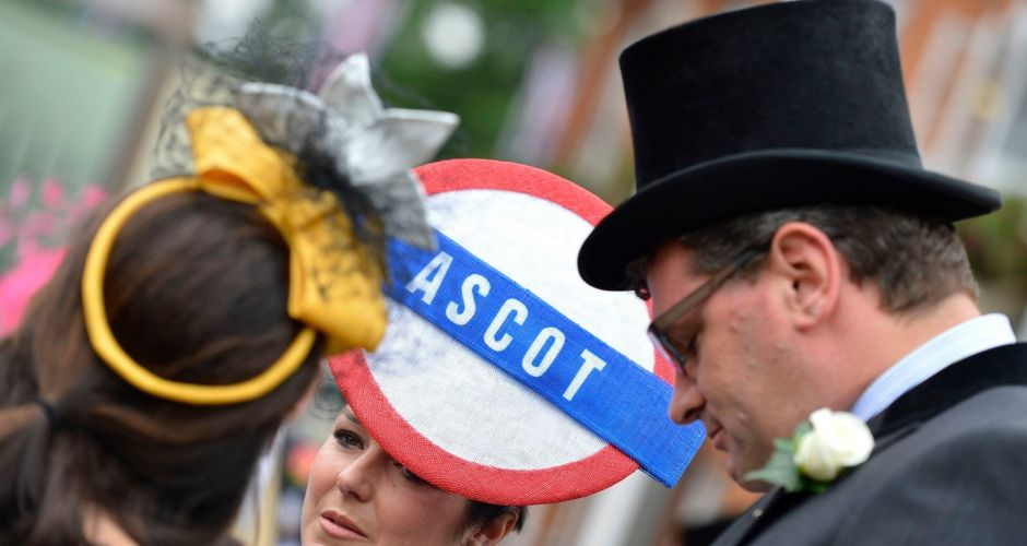 Ladies' Day at Royal Ascot