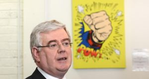 "Eamon Gilmore:  ""The Government's commitment to special educational needs cannot be doubted."" Photograph: Alan Betson"