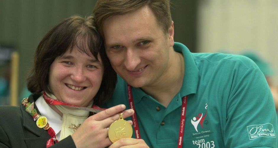 Special Olympics - 10 years on