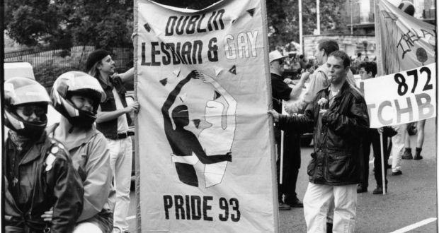 Decriminalization of homosexuality in ireland