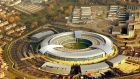 File image of GCHQ headquarters. Britain's electronic eavesdropping agency has secretly accessed fibre-optic cables carrying huge amounts of internet and communications data, according to documents disclosed by whistleblower Edward Snowden. Photograph: Barry Batchelor/PA Wire