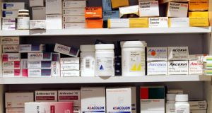 Prices for branded drugs bought by the NHS are negotiated between the government and the industry. The system, which was last negotiated in 2008 and which imposes a price cap, does not regulate prices of generic drugs or branded products sold over the counter by chemists. Photograph: Brenda Fitzsimons