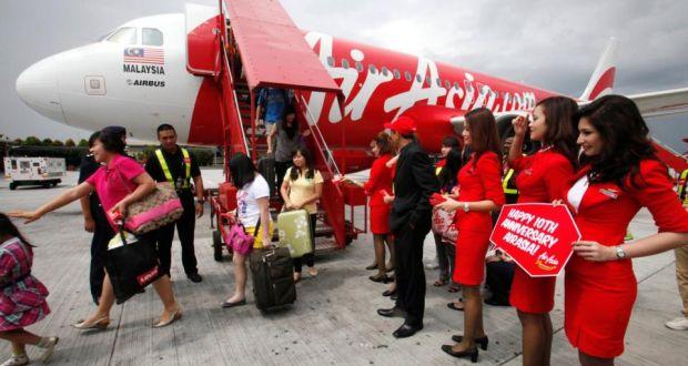 airasia history of company