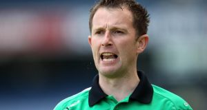 London manager Eamonn Phelan announced he was stepping down as manager to return to Ireland after the game.