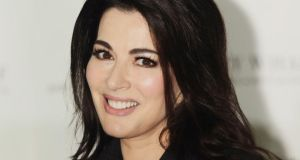 "Nigella Lawson – ""It is hard to imagine such a confident and commanding woman as the victim of abuse of any kind."" Photograph: Yui Mok/PA Wire"