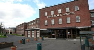Portiuncula Hospital, Ballinasloe: one of the hospitals which provides follow-up care for women who have used an abortifacient in early pregnancy