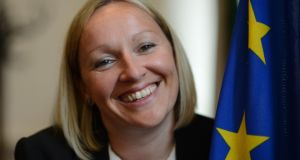 "Lucinda Creighton: ""The challenge for the legislature is to balance the constitutional protection for both."""