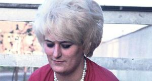 Myra Hindley, partner of Ian Brady, who died in prison in 2002. Photograph:  ITV/Wild Productions/PA Wire
