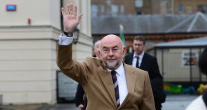 Minister for Education and Skills Ruairi Quinn: denied doing a U-turn on special needs supports. Photograph: Alan Betson/The Irish Times