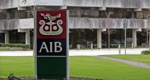 AIB's personal and business customers are to be hit with  higher charges. Photograph: Eric Luke/The Irish Times