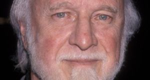 Richard Matheson, author  of  1954 horror novel I Am Legend and The Shrinking Man, has died. He was 87. Photograph: Getty