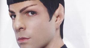 Zachary Quinto as Spock