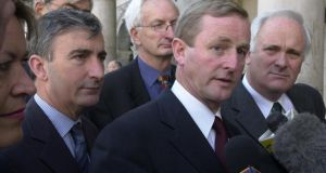 Taoiseach Enda Kenny said it was imperative to establish the terms of reference of a parliamentary committee.