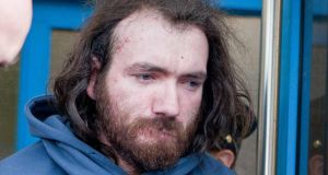 Joe Heffernan, Cappah Beg, Barefield, Co Clare who was jailed for life for the murder of Eoin Ryan. Eamon Ward.