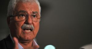 President of the Syrian National Council (SNC) George Sabra. Photograph: Ozan Kose/AFP/Getty Images)