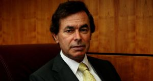 Minister for Justice Alan Shatter. Photograph: David Sleator/The Irish Times.