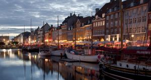 Copenhagen, which has had a 12 per cent increase in visitors in the past two years