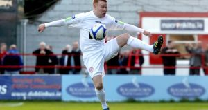 Lorcan Fitzgerald: available to Liam Buckley.
