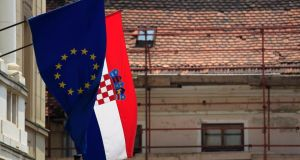 Joining the EU during a recession is bad enough but Croatia's own economy is also in severe difficulty: there has been no growth in five years and unemployment is at almost 20 per cent. Photograph: Reuters/Antonio Bronic