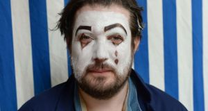 """Greasepaint is still the make-up choice of clowns due to how resistant it is to buckets of water and sweat."" Photograph: Brenda Fitzsimons"
