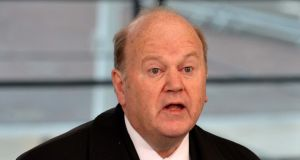 Minister for Finance Michael Noonan said targets had to be met, with the ultimate one being to get the deficit below 3 per cent by the end of 2015.