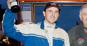 Paul Mulcahy,  from Kilgobnet,  outside Dungarvan: an experienced member of the rallying circuit who took part in many of the major races over the years