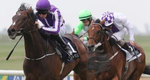 Joseph O'Brien and Camelot: The Aidan O'Brien star is among the entries for Saturday's Coral Eclipse at Sandown
